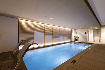 Pool Beauty & Relax Spa Naisa